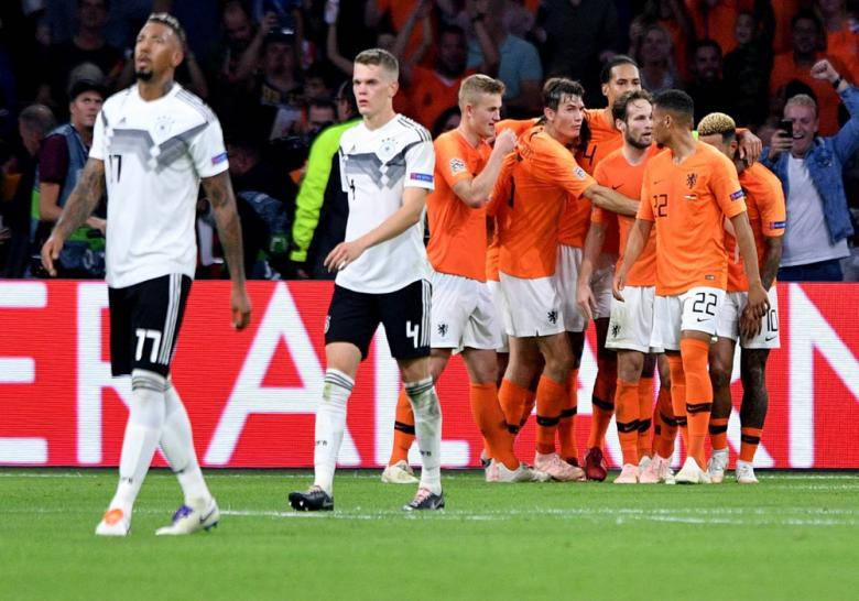 نتائج مباريات الجمعة في تصفيات يورو 2020