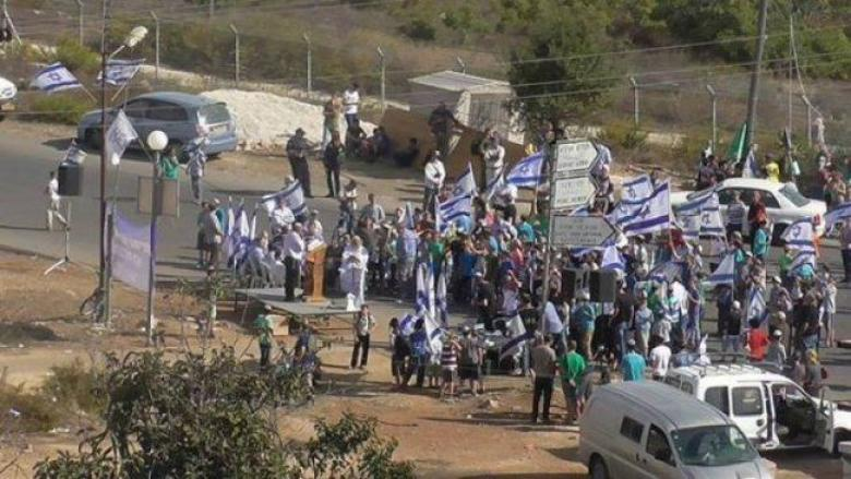 مسيرة للمستوطنين بأم الفحم تدعو لتدمير المساجد