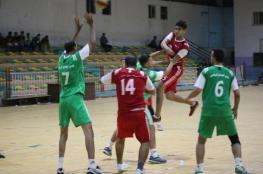 جمعية الصلاح يحقق أول انتصاراته في دوري اليد