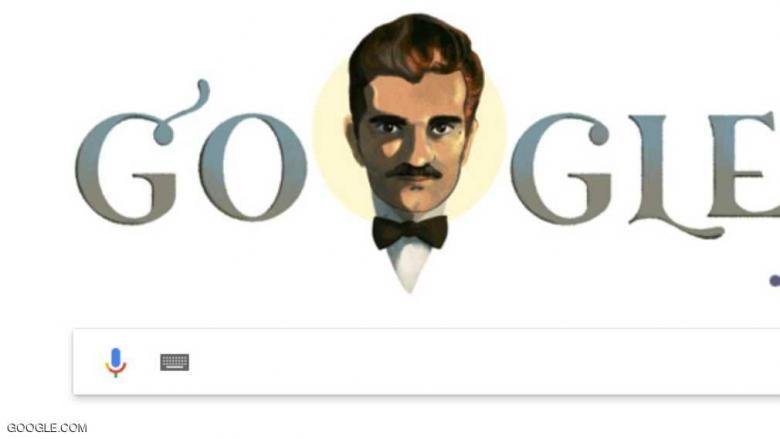 """""""غوغل"""" يحتفي بعمر الشريف"""