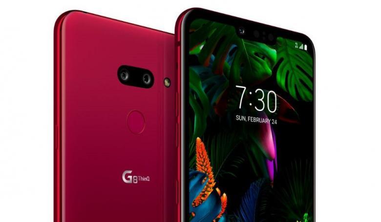 LG تبدأ في دفع الإصدار الثابت من تحديث Android 10