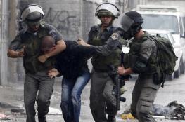 قوات الاحتلال تختطف شابا من عزون شرق قلقيلية