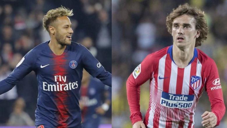 أوربان: أريد انتقال جريزمان ونيمار معًا إلى برشلونة