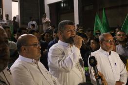 حماس تحذر الاحتلال من الانفجار القادم