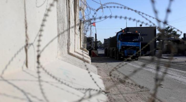 تعرف على حالة معابر قطاع غزة لهذا اليوم