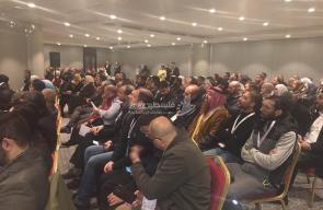استمرار فعاليات مؤتمر فلسطينيي الخارج باسطنبول