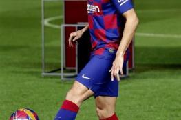 برايثوايت يتصدر التشكيل المتوقع لبرشلونة ضد سوسيداد