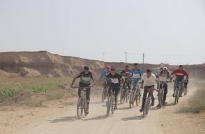 سباق العودة للدراجات الهوائية شرق المحافظة الوسطى