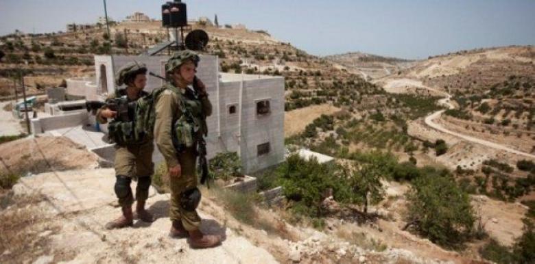 الاحتلال يخطر بوقف بناء منشآت جنوب بيت لحم