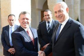 ماذا دار خلال لقاء نتنياهو المفاجئ بالعاهل الأردني بعمان؟