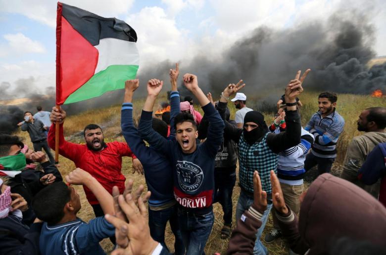 هذه رسالة حماس للاحتلال من أجل إيقاف البالونات