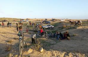 الحدود الشرقية متنفس دائم لسكان غزة