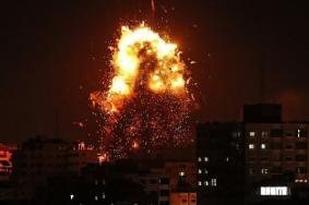 جهود دبلوماسية دولية لاستعادة الهدوء في غزة