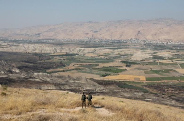 """البيت الأبيض يعارض تحركات """"إسرائيل"""" لضم غور الأردن"""