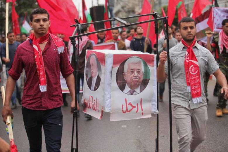 الجبهة الشعبية: حل عباس لمجلس القضاء تدخل فجّ بالسلطة القضائية