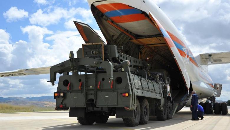 رغم الغضب الأميركي.. تسليم صواريخ أس 400 لتركيا مستمر