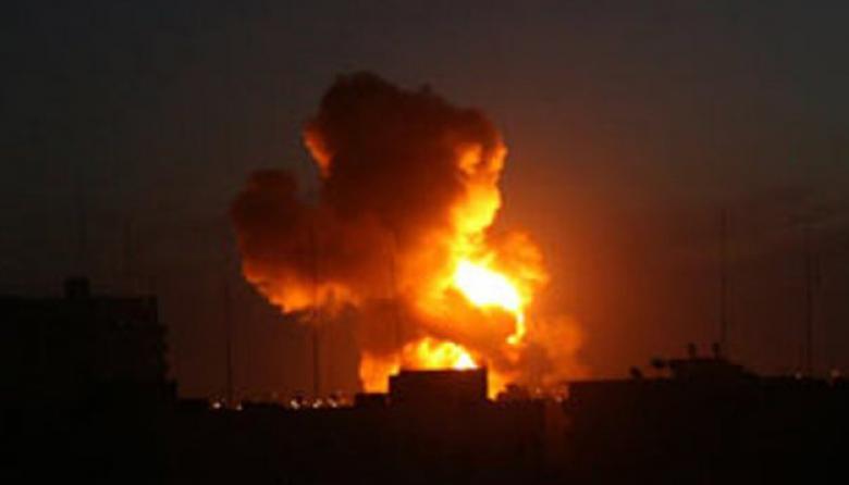 الطيران الإسرائيلي يشن 3 غارات على غزة والمقاومة تردّ