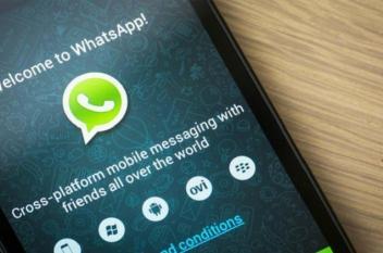 """واتس آب يحظر الروابط العائدة لتطبيق """"تلغرام"""""""
