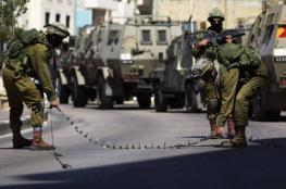 """الاحتلال يعتقل الشيخ """"الراعي"""" على حاجز """"الكونتينر"""""""