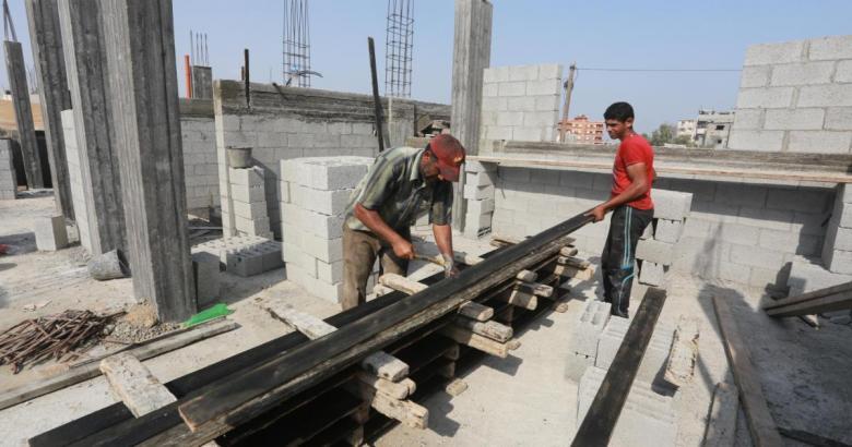 """""""الأونروا"""": الانتهاء من إعادة إعمار 42 مسكنا مدمرا بغزة"""