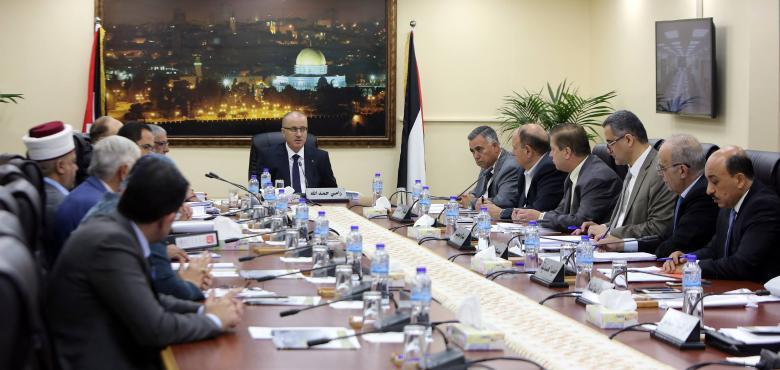 ادعيس: لم نبلغ كوزراء بالاستعداد للتوجه لقطاع غزة