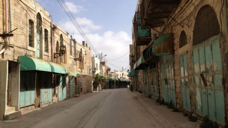 الخليل: مطالبة بفتح شارع الشهداء