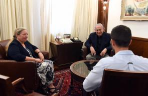 نتنياهو يلتقي قاتل الأردنيين