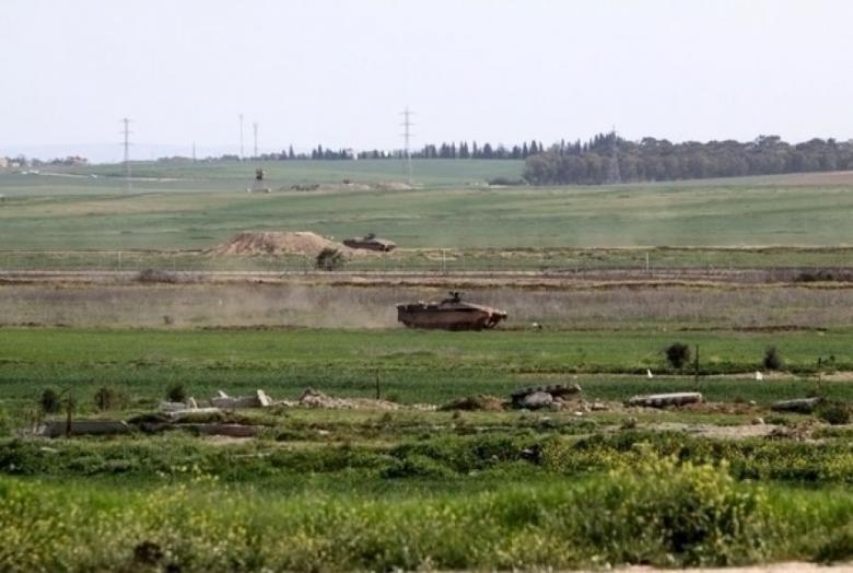 الاحتلال يستهدف المزارعين ورعاة الأغنام شرق القطاع