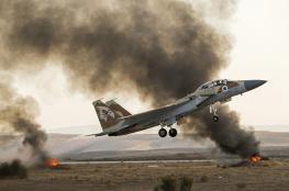 """مستودع صواريخ إيرانية استهدفته """"إسرائيل"""" بدمشق"""