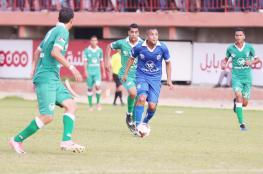 6 مباريات تقام في دوري غزة اليوم