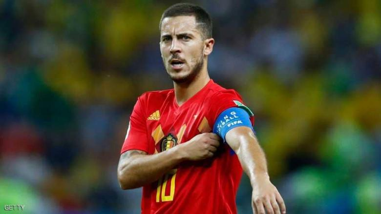 """ريال مدريد ينوي ضم هازارد """"بنصف السعر"""""""