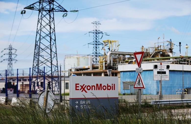 """قطر للبترول و""""إكسون موبيل"""" تمضيان بمشروع الغاز بتكساس"""