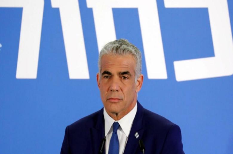 لبيد: لن نجلس في حكومة مع نتنياهو