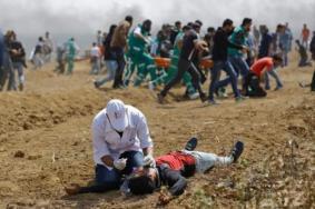 إصابتان في قصف إسرائيلي شرق جباليا شمال القطاع