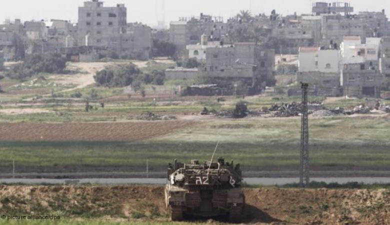 شروط الاحتلال لوقف إطلاق النار في غزة