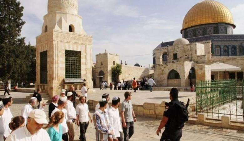 حماس: اقتحام الأقصى لفرض الهيمنة عليه