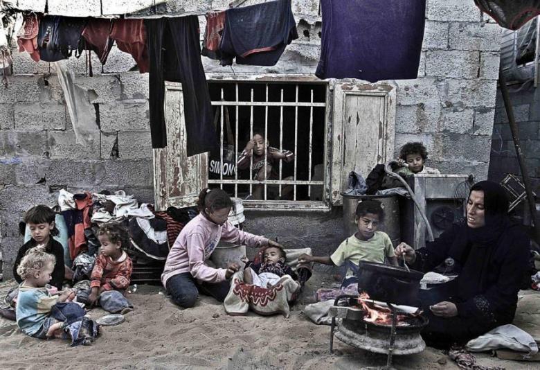 الإحصاء الفلسطيني: أكثر من نصف سكان قطاع غزة فقراء