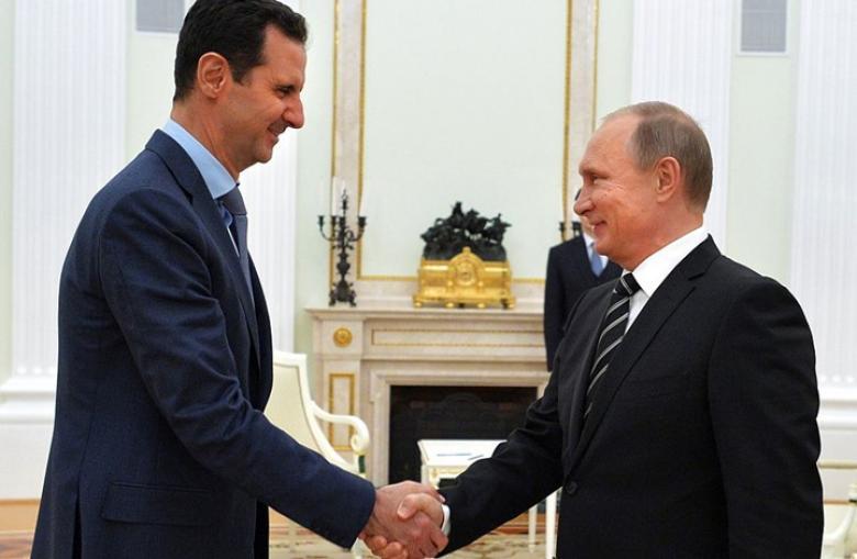 ما حقيقة الحديث عن مبادرة روسية جديدة للحل بسوريا؟
