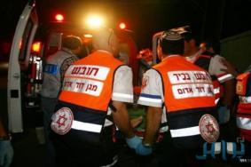إصابة 11 مستوطن بعملية إطلاق نار قرب رام الله