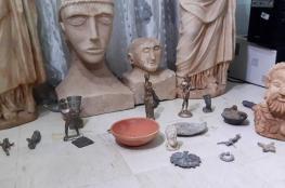 تونس تضبط 22 ألف قطعة أثرية قبل تهريبها
