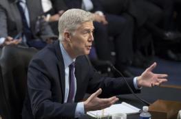مرشح ترمب للمحكمة العليا: لا أحد فوق القانون