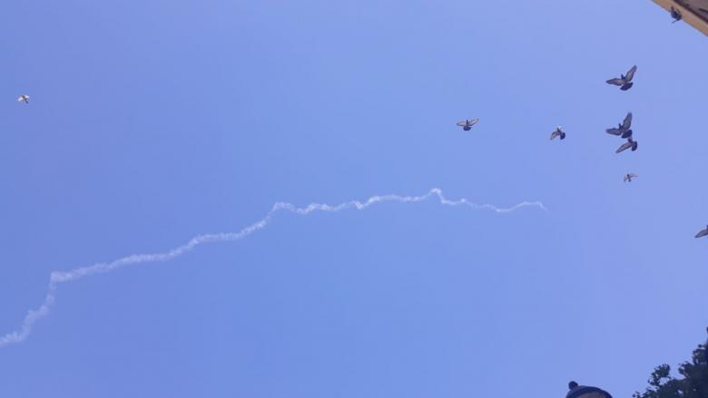 الاحتلال يعترض بصواريخ الباتريوت طائرة بدون طيار بالجولان