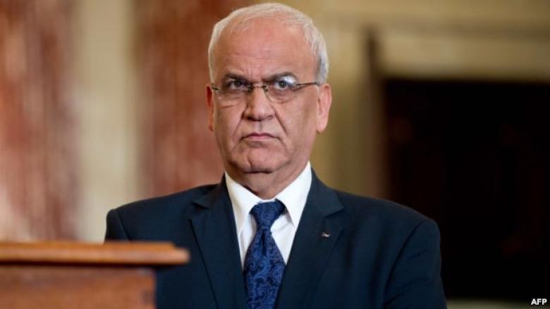 عريقات: فلسطين تفاوض على أساس القانون الدولي