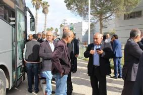 الفصائل تغادر قطاع غزة للمشاركة في حوارات القاهرة