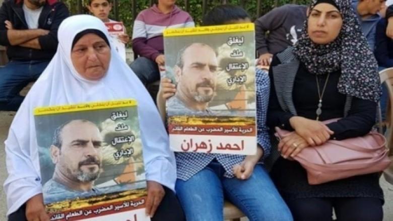 """أول تعقيب لـ""""حماس"""" على انتصار الأسير زهران بمعركة الإضراب عن الطعام"""