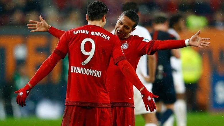 ثنائي البايرن ونجم الريال أهداف محتملة لمانشستر يونايتد