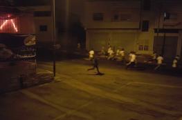هروب المستوطنين بسديروت لحظة سقوط صاروخ