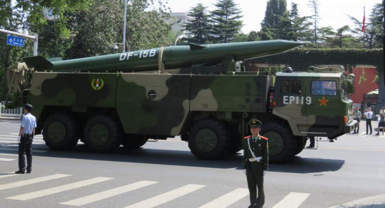 الصين تختبر صاروخا نوويا قادرا على إغراق حاملات الطائرات بأمريكا