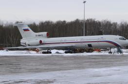 روسيا تواصل البحث عن حطام طائرتها المتجهة لسوريا