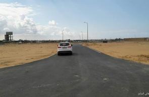 المدينة الصناعية الأولى التي يتم إنشائها جنوبي قطاع غزة